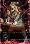 Outbreak card - Lisa Trevor (Mutated) MA-053