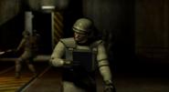 Private Anti-Biohazard Service Soldier 4
