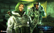 Biohazard Revelations Pachislot Wallpaper 14