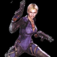 Джилл Валентайн в Resident Evil 5