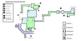 Karte Park RE3