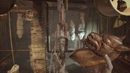 RESIDENT EVIL 7 biohazard Red Dog's Head pick up