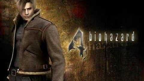 "Resident Evil 4 Soundtrack ""Save Theme"""