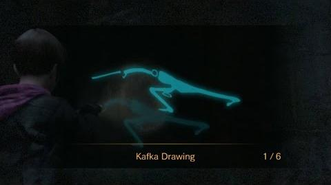 Resident Evil Revelations 2 Episode 4 - All Kafka Drawing Locations