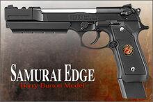 Samurai Edge Barry Model