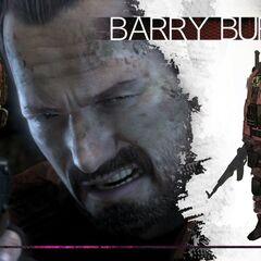 Концепт арт Барри в Revelations 2