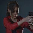 Claire Redfield Portrait REmake2