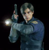 Leon RE2make icon