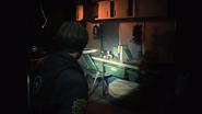 RE2 remake Dark-room 1