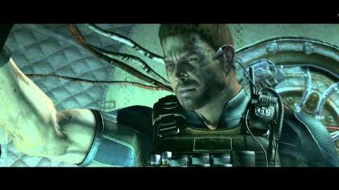 Resident Evil 6 all cutscenes - Goodbye, Piers