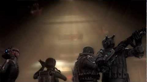Resident Evil Operation Raccoon City all cutscenes - A Threat Silently Lying in Wait (Beltway)