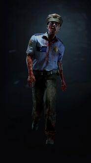 Zombie1 Resident Evil 2 re2 remake 2019 artwork