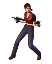 ClaireRedfield.