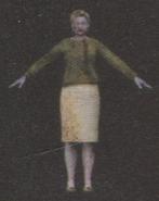 Degeneration Zombie body model 37
