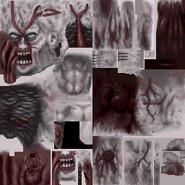 Resident Evil (Jan 1996 Trial) skin - EM100C 0000 - Tyrant