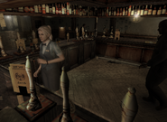 Resident Evil Outbreak items - Staff Room Key location