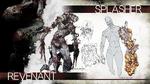 Revenant and splasher concept