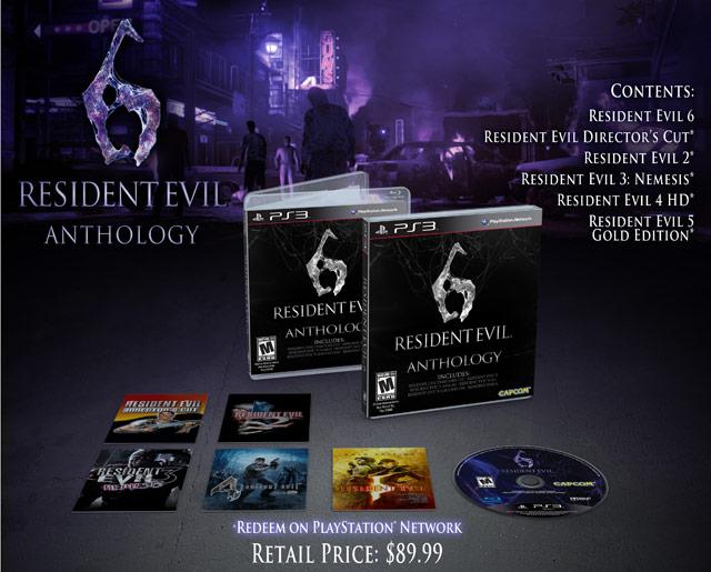 Resident Evil 6 Anthology Resident Evil Wiki Fandom