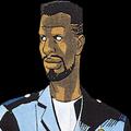 Marvin Branagh Portrait