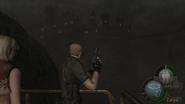 Re4 screenshot castle view - lower