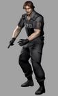 Resident evil outbreak kevin ryman artwork