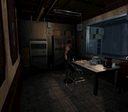 RE2 Small Key Interrogation Room B location