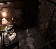 Resident Evil 0 backgrounds - Second Class private car A 1