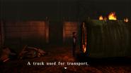 Resident Evil CODE Veronica - Guardtower plaza - examines 04-1