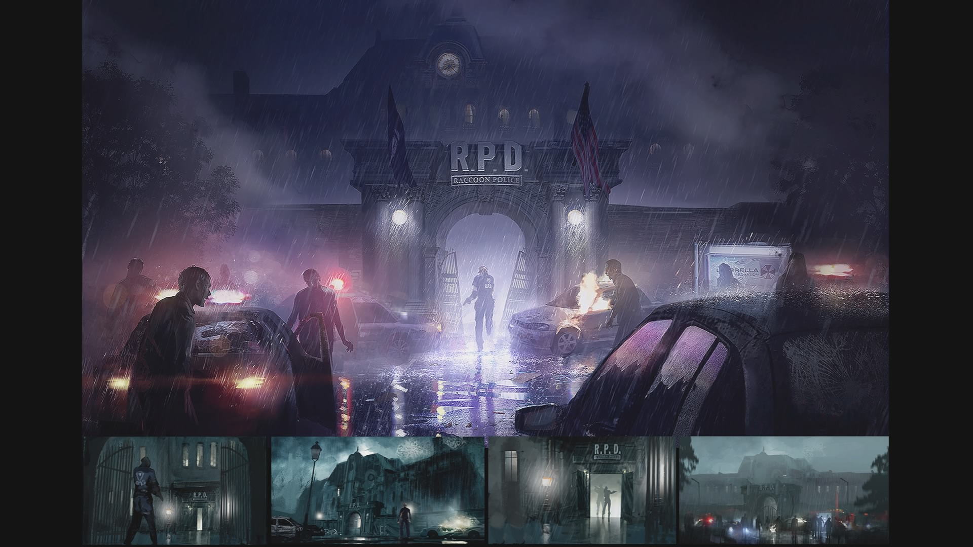 Concept Art (RE2 remake) | Resident Evil Wiki | FANDOM powered by Wikia