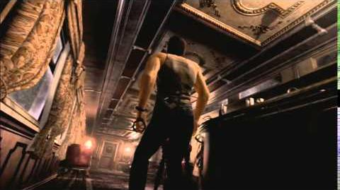 Resident Evil Zero HD Remaster cutscenes - 12 - From Above 1