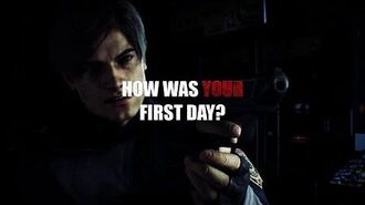 Resident Evil 2 - How Was Your First Day? - Community Reactions