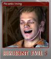 Resident Evil 5 Biohazard 5 Foil 4