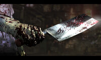 Zombie Cleaver