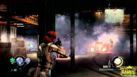 Operation Raccoon City - Nemesis Boss Fight-0