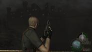 Re4 screenshot castle view