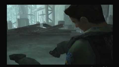 Resident Evil CODE: Veronica ending