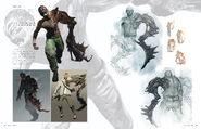 Resident Evil 6 Artworks - Creature Design (15)