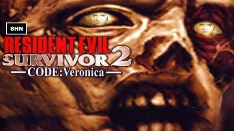Resident Evil Survivor 2 Code Veronica HD 1080p Walkthrough Longplay Gameplay No Commentary
