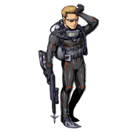 Albert Wesker Swimsuit Clan Master