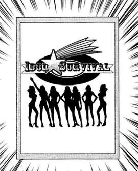 Idol Survival (Logo)