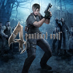 RE4 cover