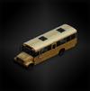 Bus diorama