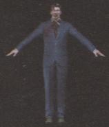 Degeneration Zombie body model 31