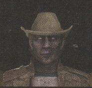 Degeneration Zombie face model 40