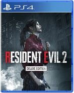 RE2-Deluxe-Edition-Claire-cover