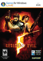 RE5 PC cover