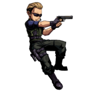 Albert Wesker RE1 Clan Master3