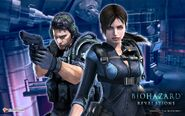 Biohazard Revelations Pachislot Wallpaper 8