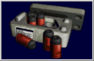 RE3 Mine Thrower Rounds