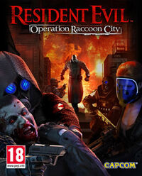 RE Operation Raccoon City